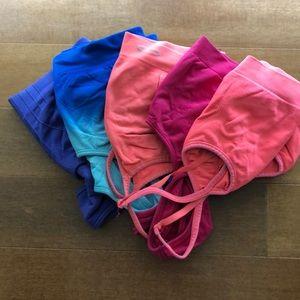Bundle Sports bras (5)